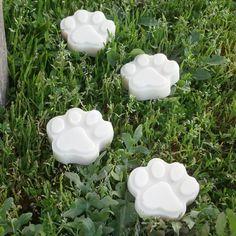 χειροποίητο φυσικό σαπούνι ελαιολάδου για τα σκυλάκια μας
