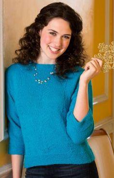 Pullover mit Baum Muster