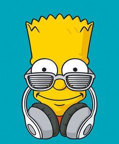 《The Simpsons / Bart Simpson》 Bart Simpson, The Simpsons, Los Simsons, Comics Anime, Simpsons Drawings, Simpsons Characters, Watch Cartoons, American Dad, Dope Art