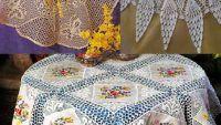 Renkli Yuvarlak Masa Örtüsü Örnekleri Quilts, Blanket, Quilt Sets, Quilt, Rug, Blankets, Log Cabin Quilts, Cover, Comforters