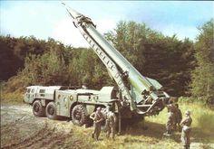 die Raketen sind immer bereit!