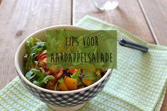 Op zoek naar informatie hoe je de lekkerste aardappelsalade kunt maken? Dan ben je hier aan het juiste adres. We geven je tips and tricks over het maken van een lekkere aardappelsalade.