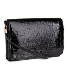 saint laurent dupe. Handbag in thick, grained imitation leather ...