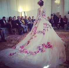 Dolce & Gabbana Alta Moda Collection Spring Summer 2014