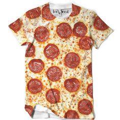 Men's Pizza Tee