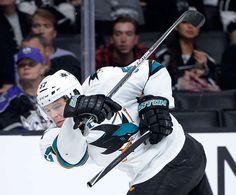 Kings vs. Sharks - 10/08/2014 - San Jose Sharks - WINGELS Photos