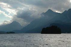 Avant l'orage, les lieux chéris par Nietzsche