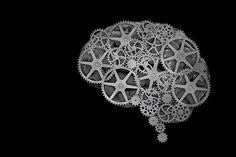 Human brain build out of cogs and gears by Mopic, via ShutterStock Cognitive Psychology, Psychology Major, Interesting Facts About Yourself, Brain Tattoo, Fuerza Natural, Do Exercise, College Fun, Your Brain, Genetics