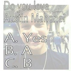 What kind of question is that to a Mahomie? It's always going to be a definite YES! ❤️