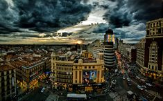 Madrid by Ender079