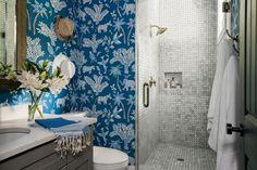 HGTV Dream Home 2017: Pool Lounge Bathroom Pictures | HGTV Dream Home 2017 | HGTV