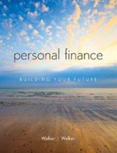 Personal Finance: Building Your Future, coauthored by Robert Walker '83
