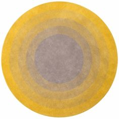 Yellow Fading Sun Rug - Click to enlarge