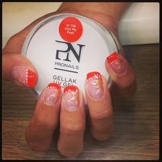 #pronails_hq#pronails gelnails by melanie