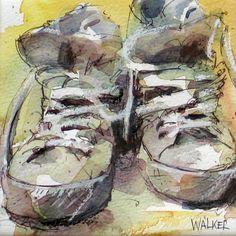 Old Sneakers - West Gallery