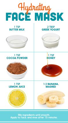 4 At Home Face Masks To Try Now! An at home face mask is a great way to keep your skin glowing, without the extreme cost of a professional facial. Facial masks come in a variety of types, it depends on the results you're looking for. Diy Mask, Diy Face Mask, Face Diy, Diy Exfoliating Face Scrub, Diy Beauty Hacks, Beauty Tips, Beauty Regimen, Beauty Care, Beauty Makeup