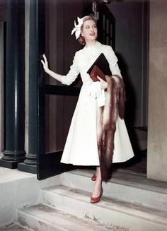 Grace Kelly, I seriously cannot get enough of her