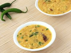 Moong Dal is a healthy Indian comfort food prepared from yellow split lentil and many spices. It is a staple food in India and main source of protein for vegetarians.