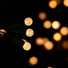 Amazon.com: lederTEK 50 LED 13.1ft Super Bright Battery Operated(3 x C size,not included) Clear Globe String Lights with 8 Modes Automatic Timer and Indicator Light, for Christmas Decorations Lights, Indoor, Outdoor (50 LED G12 Warm White): Home Improvement