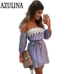 Women's Clothing Women Boho Floral Sundress O-neck Evening Party Beach Short Mini Dress Ladies Beach Holiday Summer Sleeveless Dresses Vestidos Limpid In Sight