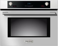 "Verona VEBIEM3024SS 30"" Electric Single Wall Oven in Stainless Steel"