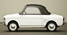 Autobianchi Bianchina Trasformabile '61