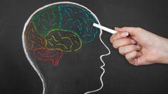 Human-Brain-Lobes-on-Blackboard