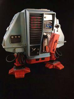 """from the Bruce Dern movie """"Silent Running""""  @N_G_M_Magazine #pimzond #music #robots"""