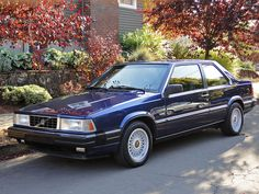 Volvo 780 coupe.