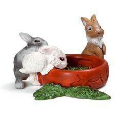 Schleich Rabbit Babies