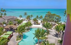 Holiday Inn Beach Resort and Casino Aruba offers all-inc