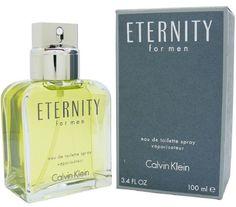 ETERNITY for Men by CALVIN KLEIN 3.4 oz edt New in box #CalvinKlein