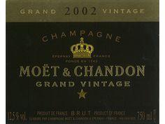 Champagne Moet & Chandon Grand Millésimme