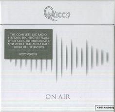 QUEEN - ON AIR - BOX 6  CD NUOVO  SIGILLATOClicca qui per acquistarlo sul nostro store http://ebay.eu/2fze1G6