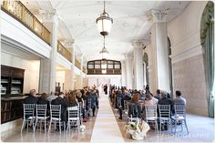 Another gorgeous wedding ceremony spot at this hotel!  #statlerballroomstl L Photographie St. Louis wedding photography Renaissance Grand Hotel Statler Ballroom Crystal Ballroom_0017.jpg