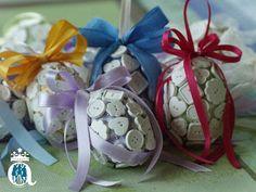 uova con gessi profumati egg-chalk scented
