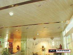 Hoteles, los techos de aluminio DILUVID, dan la solución ideal para cualquier obra que tenga que realizar.