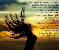 The Wild Woman Archetype and the Power of Intuition – Fractal Enlightenment
