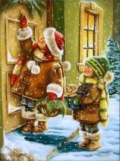 Christmas children <3