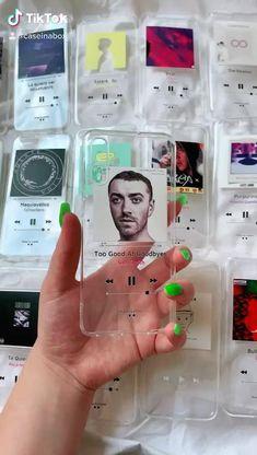 Cute Phone Cases, Diy Phone Case, Iphone Phone Cases, Kawaii Phone Case, Iphone Case Covers, Looks Baskets, Tumblr Phone Case, Airpods Apple, Aesthetic Phone Case