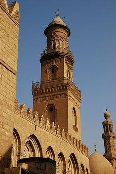Qalaun's Minaret - Cairo, Egypt