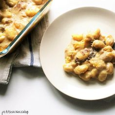 Gnocchi à la parisienne style #vegan #veganrecipes #vegetarian #recipe