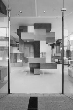 tatsu matsuda architects | gallery of puzzles / japan institute of science and technology.