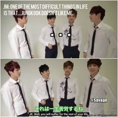 Evil Maknae Jeonjungkook | allkpop Meme Center