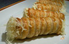 Az áfonya mámora: Sajtos roló Quiche, Bakery, Vegetables, Quiches, Vegetable Recipes, Veggies, Bakery Business, Bakeries