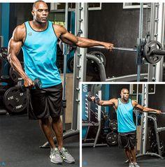 Shoulder Workouts For Men: The 7 Best Routines For Bigger Delts - Bodybuilding.com