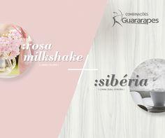 Combine a delicadeza do Rosa Milkshake com a versatilidade do Sibéria. Essa harmonia entre as nuances de cinza na madeira clara e a suavidade do rosa levam ao ambiente um clima calmo e tranquilo. Ideal para dormitórios, lavabos e salas.  #Guararapes #MDF #Projetos #Arquitetura #DesignInteriores #IDesign #InteriorDesign #Interiores #Decor #HouseDecor #CombinacoesGuararapes #Siberia #RosaMilkshake #MDF #LinhaColors #LinhaDualSyncro