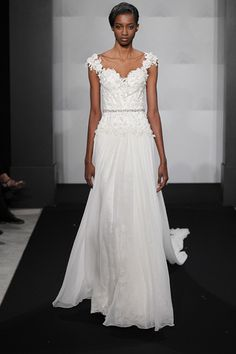 Mark Zunino Runway Show, Fall 2013 - Wedding Dresses and Fashion Ideas