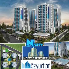 Invest in Turkey Real Estate market with our professional guidance. For more than 100+ properties, visit our website www.cctinvestments.com ✅ #istanbulproperty #istanbulrealestate #istanbul #esenyurt #şehir #ncity #ncityesenyurt #özyurtlarinşaat