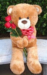 Gift Items from ADNARA FLOWERS & MORE - your local Fairfield CA florist and flower shop. Order gift items directly from your local Fairfield CA florist and flower shop to save time and money. Red Teddy Bear, Giant Teddy Bear, Popular Girl, Fashion Games, Online Games, Holidays And Events, Valentines, Toys, Flowers